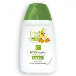 CutisHelp mimi konopná mycí emulze 200 ml Dětská kosmetika