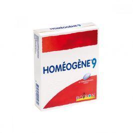 HOMEOGENE 9 60 Tablety rozp. pod jazykem