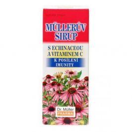 Müllerův sirup echinacea + vitamin C 320 g Vitamíny a minerály