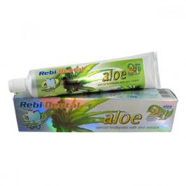 Zubní pasta Rebi-Dental Aloe 120g Zubní pasty