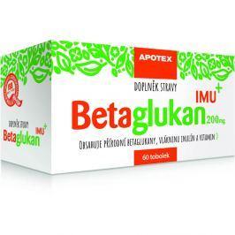 GYNPHARMA Betaglukan IMU 200 mg 60 tobolek Doplňky stravy