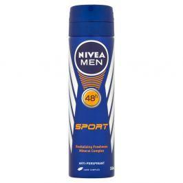 NIVEA Deo sprej AP pro muže Sport 150 ml + NIVEA Creme 75 ml ZDARMA Deodoranty a antiperspiranty