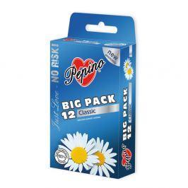 PREZERVATIV Pepino Basic Home pack 12ks Kondomy, prezervativy