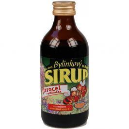 SIRUP Bylinkový Jitrocel + Echinacea Extra silný 325 g Šťávy