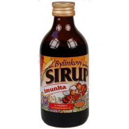 SIRUP Bylinkový na imunitu Extra silný 325 g Šťávy