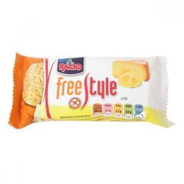 RACIO Free style rýžové chlebíčky příchuť sýra 25g Bezlepkové potraviny
