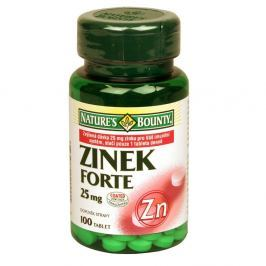 Nature\\\'s Bounty Zinek 25 mg tbl.100 Vitamíny a minerály