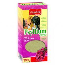 Apotheke Psyllium čisticí s červenou řepou 100g Doplňky stravy