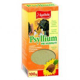 Apotheke Psyllium s ananasem 100g Doplňky stravy