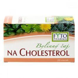 Bylinný čaj na cholesterol 20x1.25g Fytopharma Bylinné čaje