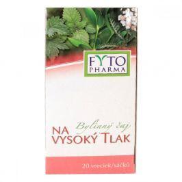 Bylinný čaj na vysoký tlak 20x1.25g Fytopharma