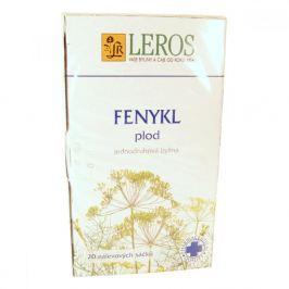 LEROS Fenyklový čaj 20x1.5g n.s.
