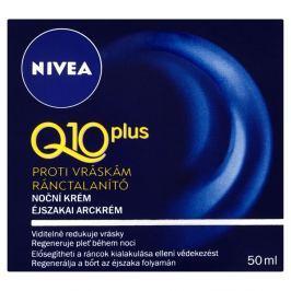 NIVEA Q10 PLUS noční krém 50 ml Přípravky na vrásky a stárnoucí pleť