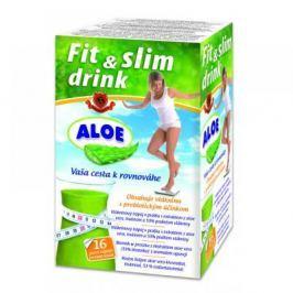 HERBEX FitLine Drink vlákninový nápoj Aloe Vera 16x6 g Doplňky stravy