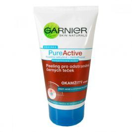 GARNIER SKIN PureActive peeling 150 ml Přípravky na problematickou pleť