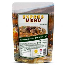 Expres Menu Krakonošova pochoutka 600g Konzervované maso a hotová jídla