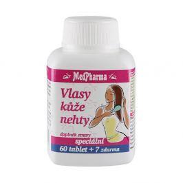 MedPharma Vlasy, kůže, nehty 67 tbl.