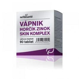 Nefdésanté Vápník hořčík zinek skin komplex 90 tablet