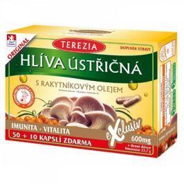 TEREZIA COMPANY Hlíva ústřičná s rakytníkovým olejem 50 + 10 kapslí Doplňky stravy