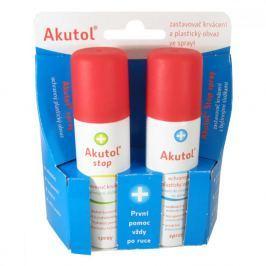 AKUTOL spray + AKUTOL STOP spray DUOPACK 2x60ml