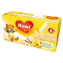 HAMI Mlíčko s kaší vanilka 500ml