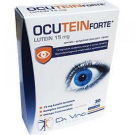Ocutein forte Lutein 15mg 30 tobolek Vitamíny a minerály
