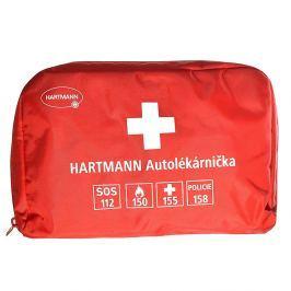HARTMANN autolékárnička - červená Autolékárny