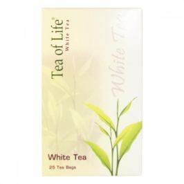 Tea of life White tea bílý n.s.25x2g Čaje