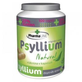 MOGADOR Psyllium Natural 125 kapslí Doplňky stravy