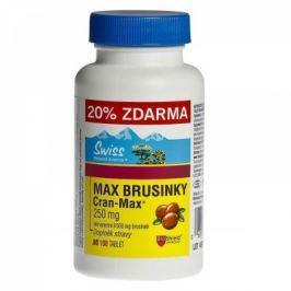 Swiss Max Brusinky 108 tablet Doplňky stravy