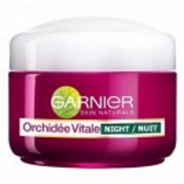 GARNIER Skin ORCHID VITAL krém NOC 50 ml Pleťové krémy