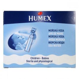 Humex mořská voda kojenci Ampule 18x5ml