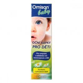 OMISAN Baby Oční kapky pro děti 50ml Dětská kosmetika