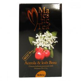 BIOGENA čaj Majestic tea Acerola + květ Bezu 20x2.5 g