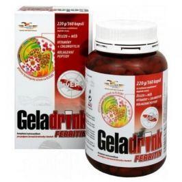 GELADRINK Ferritin 360 kapslí Doplňky stravy
