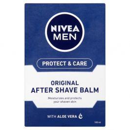 NIVEA MEN balzám po holení Original 100 ml + NIVEA Creme 75 ml ZDARMA