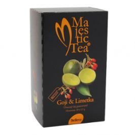 Čaj Majestic Tea Goji+Limetka n.s.20x2.5g Biogena Čaje