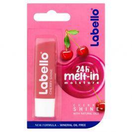 LABELLO Cherry Shine tyčinka na rty 4,8 g Přípravky pro péči o rty
