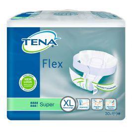 Inkotinenční kalhotky absorpční TENA Flex Super X - Large 30ks 724430