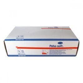 Rukavice vyšetřující Peha-Soft NITRILE bez pudru L 100ks Pracovní rukavice