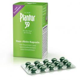 Plantur 39 Aktivní kapsle cps.60 Doplňky stravy