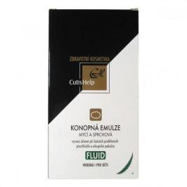 CutisHelp FLUID Konopná mycí emulze 200ml