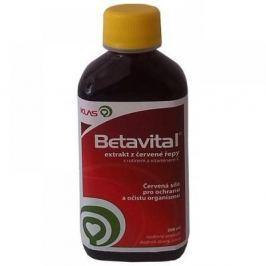Betavital 200 ml extrakt z červené řepy Doplňky stravy