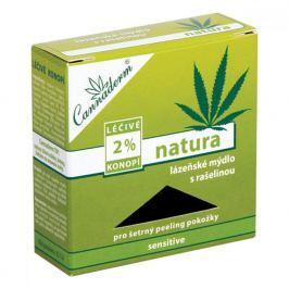 Natura Konopné lázeňské mýdlo s rašelinou 80 g