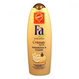Fa Sprchový gel Cream&Oil Kakaobutter&Cocos oil 250ml