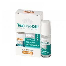 Dr. Müller Tea Tree Oil roll-on 4 ml Přípravky pro péči o nohy