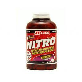 NITRO od XXtreme Nutrition 240tbl. Anabolizéry a NO doplňky