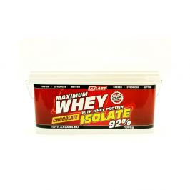 XXLabs Maximum Whey Protein Isolate 1000 g Čokoláda Proteiny