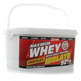 Maximum Whey Protein Isolate 2200 g čokoláda