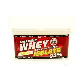 Maximum Whey Protein Isolate 2200 g vanilka
